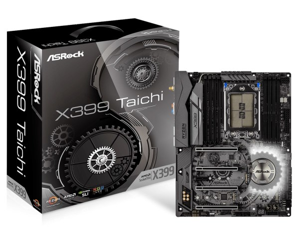 ASRock X399 Taichi ATX / X399