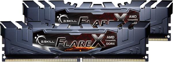 G.Skill Flare X 16GB (2x8GB) Ryzen / 3200MHz / DDR4 / CL14 / F4-3200C14D-16GFX
