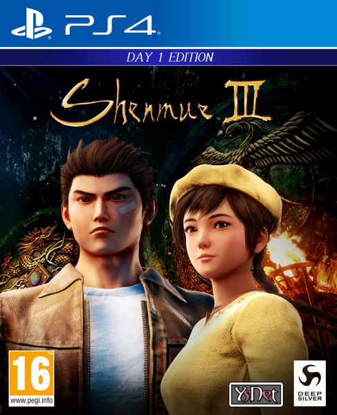Shenmue III (3) inkl Preorder