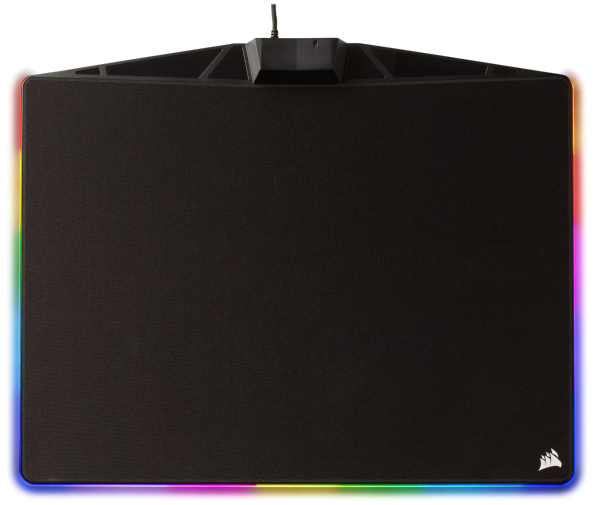 Corsair Gaming MM800 RGB Polaris Cloth Edition Gaming Musmatta - Medium