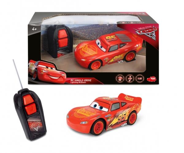 Disney Cars 3 - RC Lightning McQueen Single Drive