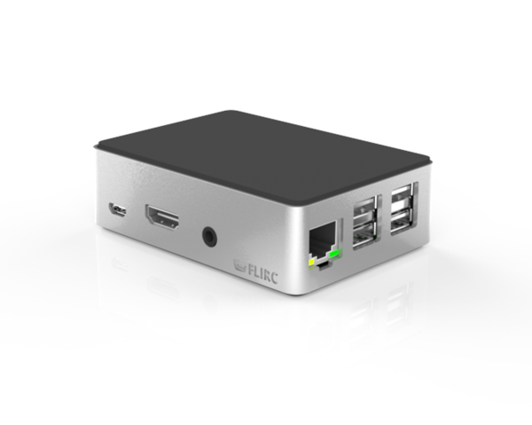 FLIRC Raspberry Pi Heatsink Case (Pi 3)