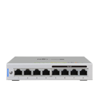 Ubiquiti UniFi US-8-60W - 8-Port (Fyndvara - Klass 1)