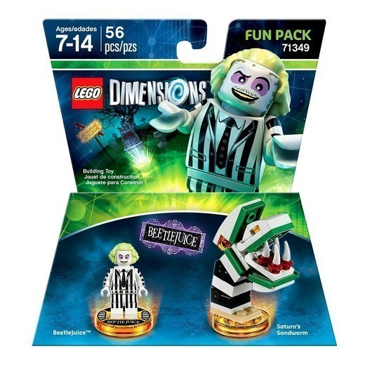 Lego Dimensions Fun Pack: Beetlejuice