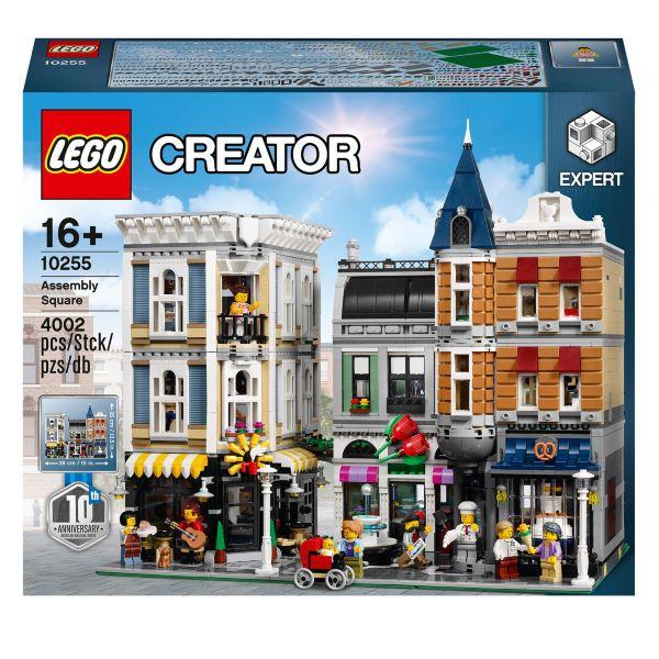 LEGO Creator Expert Stora torget 10255