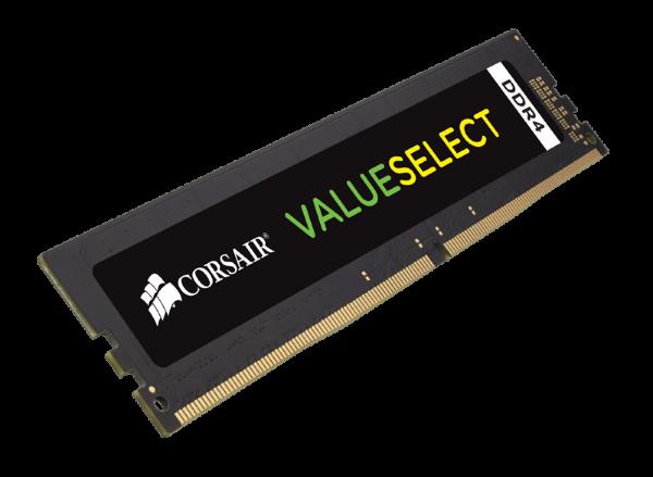 Corsair Value Select 4GB (1x4GB) / 2666MHz / DDR4 / CL18 / CMV4GX4M1A2666C18