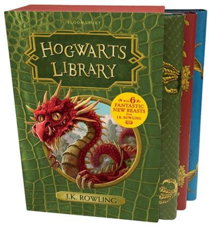 J.K. Rowling: The Hogwarts Library Boxed Set