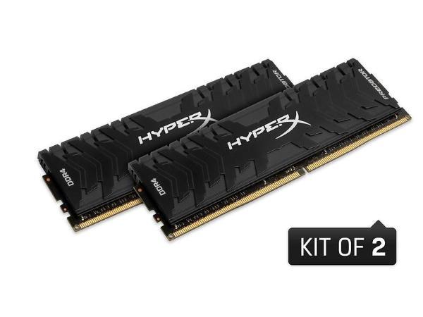 HyperX Predator 16GB (2x8GB) / 3200MHz / DDR4 / CL16