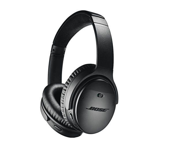Bose® QuietComfort® 35 II trådlösa hörlurar - Svart