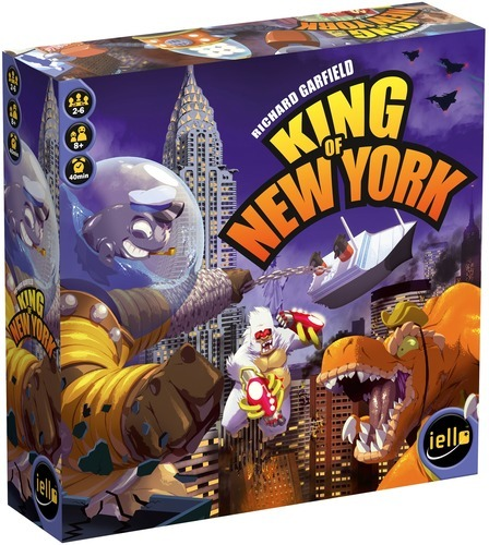 King of New York (SE/FI)