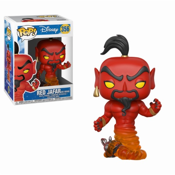 Pop! Disney: Aladdin – Red Jafar 356