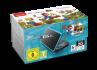 New Nintendo 2DS XL Black + Turquoise inkl Super Mario 3D Land