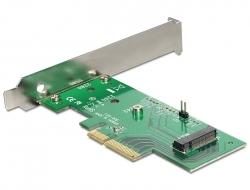 Delock PCIe 3.0 till M.2 adapter