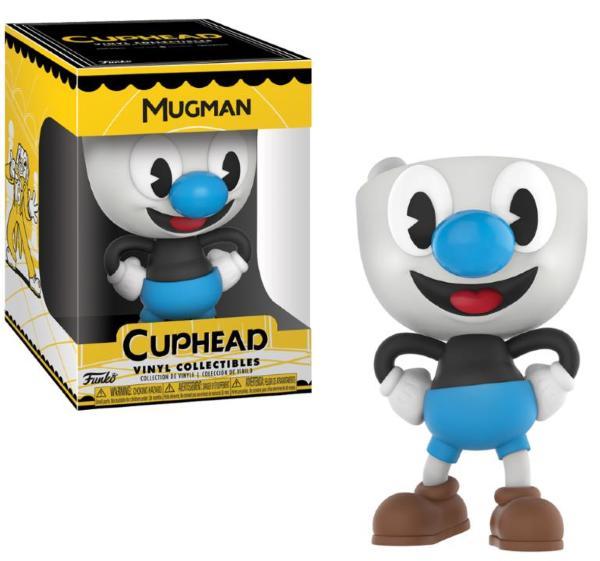 Vinyl Figure: Cuphead S1- Mugman