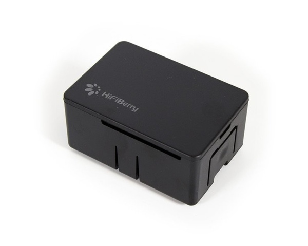 HiFiBerry Case for DAC+/Digi+/AMP2 Black