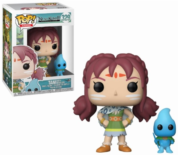 Pop! Games: Ni No Kuni – Tani with Higgledy