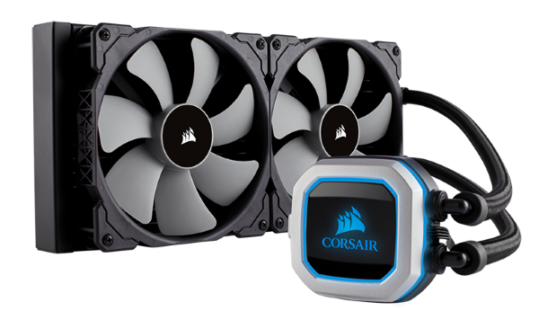 Corsair Hydro H115i Pro RGB / 280mm