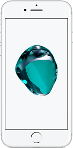 Apple iPhone 7 / 32GB - Silver (Fyndvara - Klass 1)