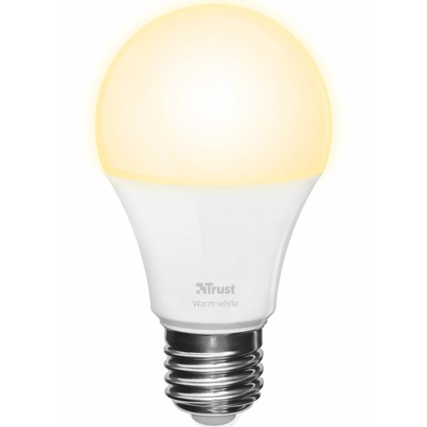Trust ZigBee Warm White – E27