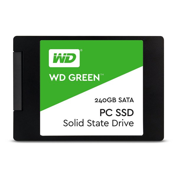 WD Green 3D NAND 240GB SSD (WDS240G2G0A)
