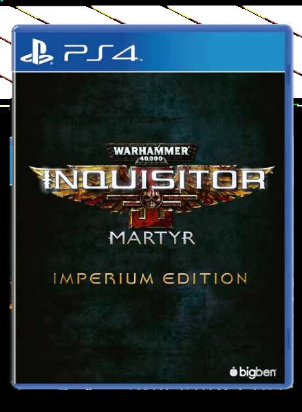 Warhammer 40K (40.000): Inquisitor - Martyr Imperium Edition