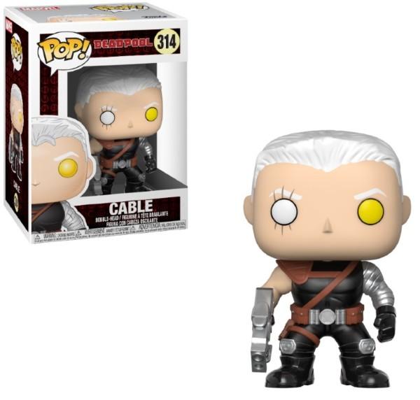 Pop! Marvel: Deadpool – Cable