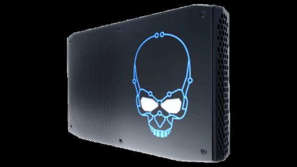 Intel NUC BOXNUC8I7HNK2 / i7-8705G / 0GB / 0GB / Radeon RX Vega M / No OS