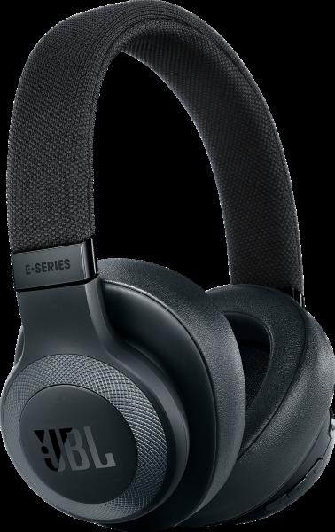 JBL E65BTNC Around-Ear – Svart