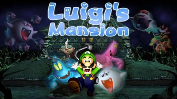 Luigis Mansion Remake