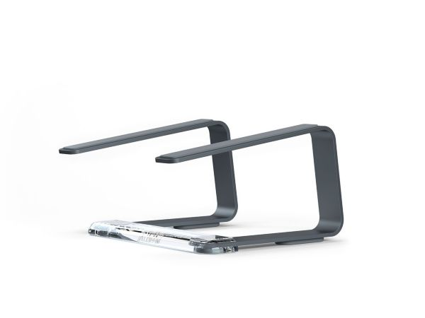 Griffin Elevator Laptop Stand - Space Grey