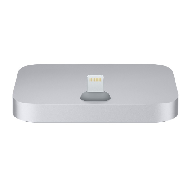 Apple iPhone Lightning Dock Metallic – Space Gray
