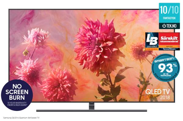 "Samsung 2018 55"" Q9F 4K UHD Smart QLED TV"