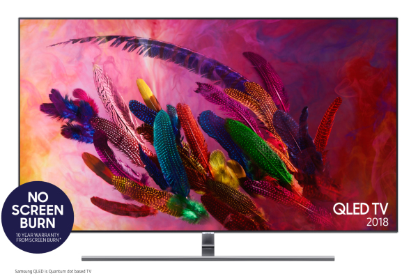 "Samsung 2018 65"" Q7F 4K UHD Smart QLED TV"