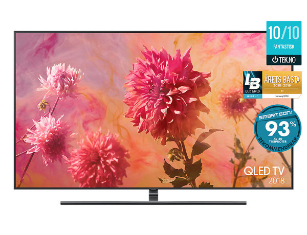 "Samsung 2018 75"" Q9F 4K UHD Smart QLED TV"