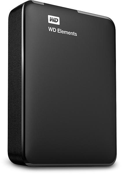 WD Elements Portable – 4TB