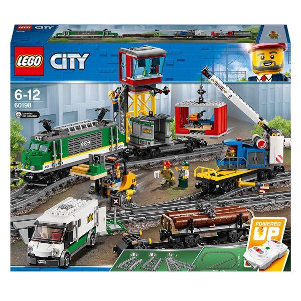 LEGO City Trains Godståg 60198