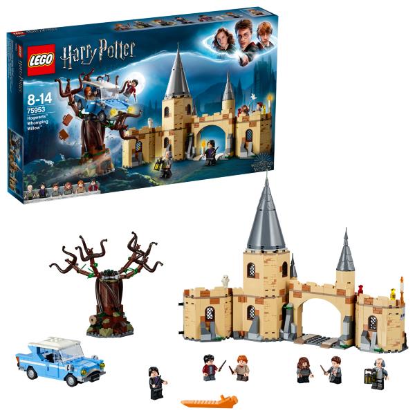 LEGO Harry Potter Piskande pilträdet vid Hogwarts 75953