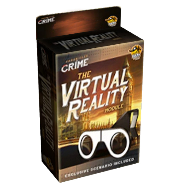 Chronicles of Crime – Virtual Reality Module