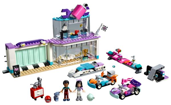LEGO Friends Kreativ bilverkstad 41351