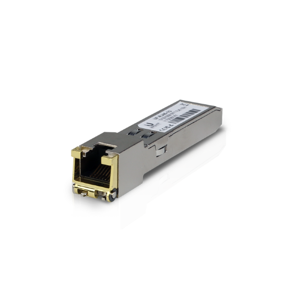 Ubiquiti U Fiber, RJ45 - SFP Transceiver Module