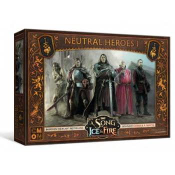 A Song of Ice & Fire: Tabletop Miniatures Game – Neutral Heroes
