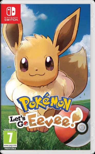 Pokémon: Let's Go Eevee