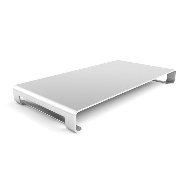 Satechi Aluminium Monitor Stand - Silver