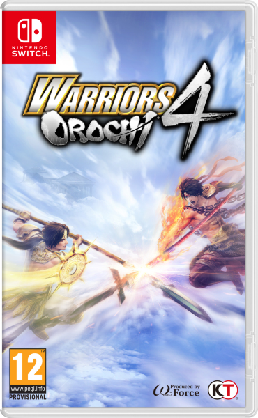 ­Warriors Orochi 4