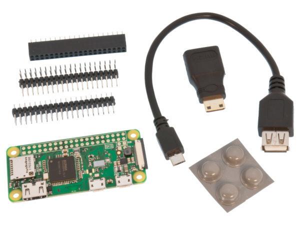 Raspberry Pi Zero W - Essentials kit