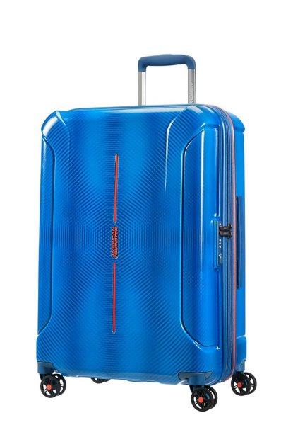 American Tourister Technum kabinväska 55cm - Blue Blurred