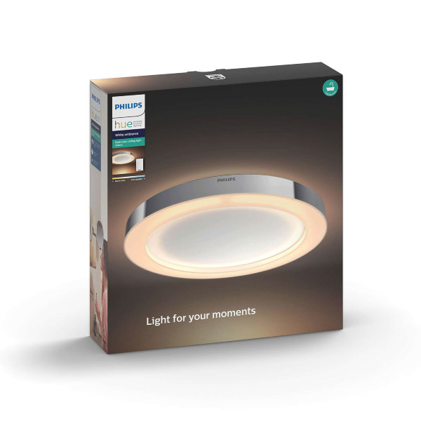 Philips Hue Adore Plafond + Dimswitch