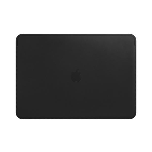 Apple Leather Sleeve Macbook Pro 15 – Black