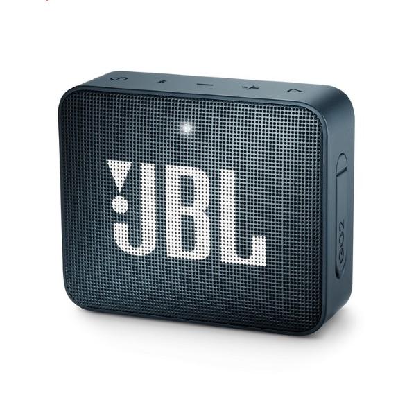 JBL GO 2 / IPX7 – Marinblå