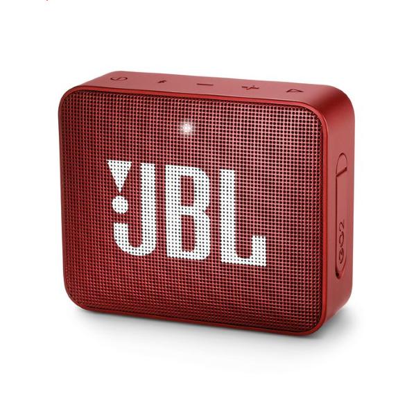 JBL GO 2 / IPX7 – Röd